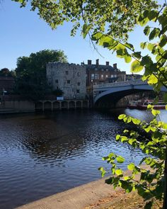 """✨ Visit York ✨ on Instagram: """"This week's #FeatureFriday is a throwback to the magnificent River Ouse this Summer! The river runs through the city and provides stunning…"""" Visit York, York Uk, River, City, Summer, Outdoor, Instagram, Outdoors, Summer Time"""