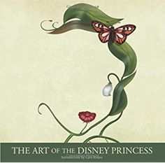 The Art of the Disney Princess.