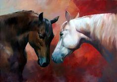 Por Amor al Arte: Spartaco Lombardo, pintor figurativo italiano.