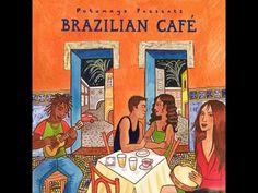 """♫♪♬  Putumayo Presents - Brazilian Café - Sensuous samba, bossa nova and jazz from Rio de Janeiro, São Paulo, Salvador and beyond. Music: """"Força da Imaginação"""" by Arranco De Varsóvia - YouTube"""