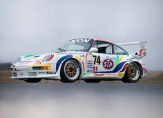 1995 Porsche 911 GT2 Evolution: Einer der jüngeren Porsche aus der Sammlung von Matthew Drendel. Veranschlagter Preis: Zwischen 375.000 und 425.000 Dollar.