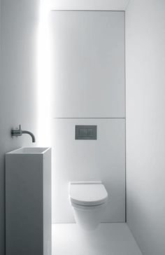 VOLA Taps for bathroom aseo Govaert and Vanhoutte