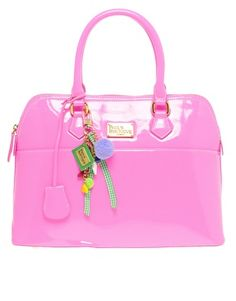 Enlarge Paul s Boutique Bright Maisy Patent Large Bag