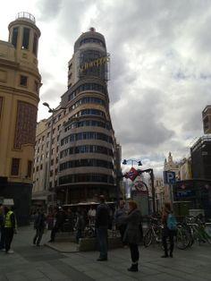 #Callao Madrid