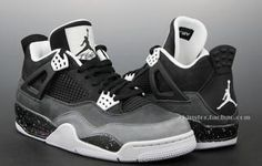 "Air Jordan 4 ""Fear"" - New Photos"