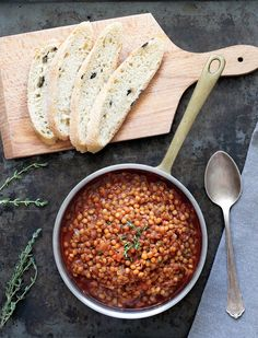 Simple Vegan Balsamic Lentil Stew