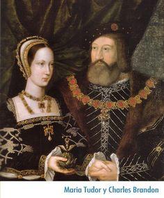 Maria Tudor Charles Brandon