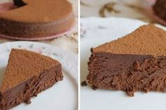 Tort de ciocolată fără făină, unt și zahăr! O rețetă incredibilă! - Bucatarul
