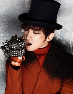 lee minwoo of Shinhwa