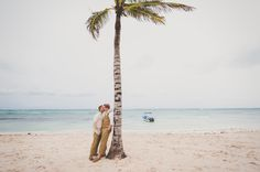 Ritchie and Will's Rustic Beach Wedding in Tulum, Mexico (Photography: Jacquie Lew | Photo Philosophies)