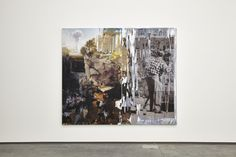 I will go there take me home - Curated by Gregory McCartney. Artist Adrian Ghenie. Upper Gallery at the MAC, Belfast