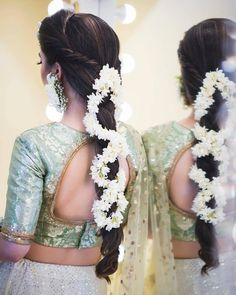 : Read information on wedding event hairstyles Bridal Hairstyle Indian Wedding, Bridal Hair Buns, Bridal Hairdo, Wedding Hairstyles For Long Hair, Hairdo Wedding, Bridal Braids, Saree Hairstyles, Open Hairstyles, Bride Hairstyles