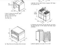 Dimension restaurant 39 s kitchen design dimensions for Kohl arredamenti farmacie