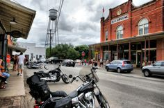 Gruene Tx...LOTS of cool stuff