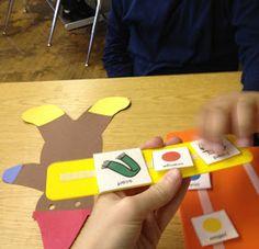 The Autism Tank: Gingerbread Man Activities