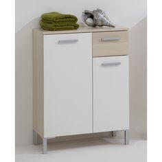 Bilbao3 Freestanding Tall Bathroom Cupboard Pinterest Cupboards Cabinets And