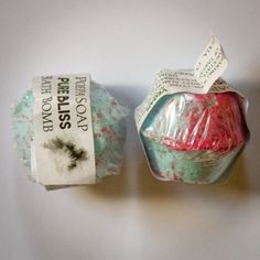 Vegan Luxury Bath Products from Poepa Soap