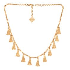 Short Calypso Necklace // FORNASH
