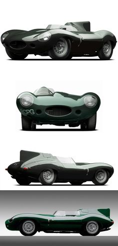 1955 Jaguar D-Type The fin is a little silly, but I just love Jaguar sports cars. British Sports Cars, Classic Sports Cars, Classic Cars, Tata Motors, Sports Car Racing, Sport Cars, Sidecar, Jaguar Sport, Jaguar Cars