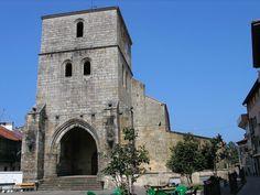 Vizcaya Plentzia Iglesia