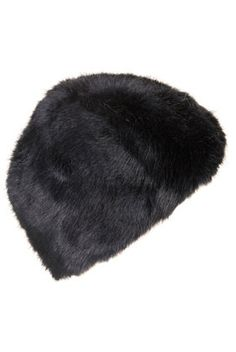 Fur Hat. Classic for winter and in such a cool shade!