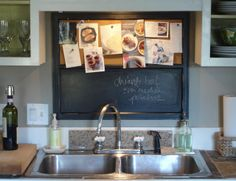 loft & cottage: my kitchen redo: big changes on a tiny budget