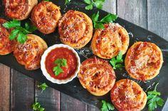 Pizza Roll-Ups