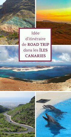 Pour échapper aux lieux touristiques et faire de vraies découvertes aux îles Canaries, nous vous conseillons de partir en Road Trip. Voici nos plus beaux sites accessibles en voiture. #Canaries #RoadTrip #Voyage #Espagne