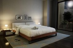 Κρεβάτι Soft, Κρεβατοκάμαρες : Κρεβάτια,