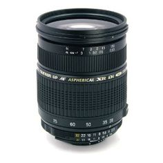 Tamron AF 28-75mm f/2.8 SP XR Di LD Aspherical (IF) for Canon Digital SLR Cameras $449