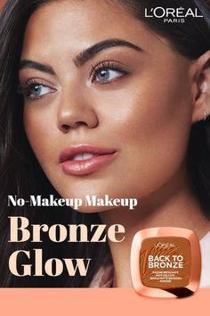 Discover NEW Back to Bronze Matte Bronzer for a bronze that's so natural, so luminous...like you just woke up in paradise! #wokeuplikethis