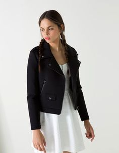Bershka Slovenia -Woman -Woman -Coats & Jackets