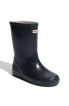 Hunter Kids First Rain Boot Toddler Little Kid available at