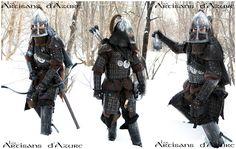Mongol Weapons   Mongol Brigandine by ArtisansdAzure