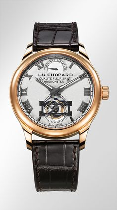 L.U.C Triple Certification Tourbillon – An outstanding and refined #timepiece
