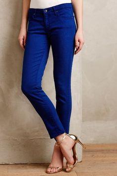 AG Stevie Ankle Jeans - anthropologie.com