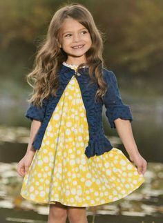 One Good Thread - Persnickety Clothing - Penny Dress - Yellow | Sail Away, $82.00 (http://www.onegoodthread.com/persnickety-clothing-penny-dress-yellow-sail-away/)
