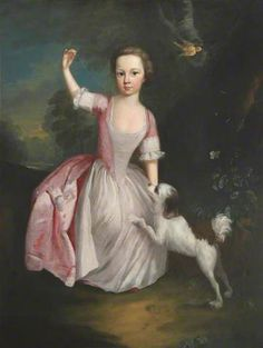 Bartholomew Dandridge (1691 – c.1754) was an English portrait painter.