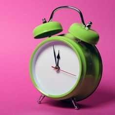9 Tips for Getting Up Early