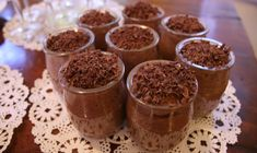 Chocolate Mousse ~ Have a Food A Food, Food And Drink, Chocolate World, Hungarian Recipes, Hungarian Food, Chocolate Topping, Food Inspiration, Delicious Desserts, Food Photography