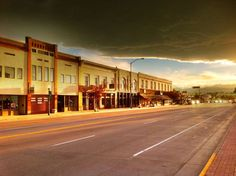 Wyoming: Main Street is an up-and-coming mix of eclectic shops and restaurants in Lander. - Brad Christensen