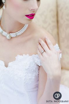 Beautiful bride showcasing ring.  Pose could work for newly engaged woman, too. #posing #bride #wedding