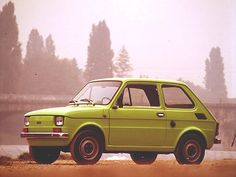 "Fiat 126: ""per una vacanza"""