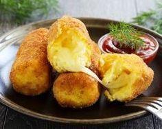 Croquettes de polenta au fromage Ingrédients