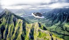 """Backed by the ESA, the """"Lilium"""" will take off vertically and fly at 250 mph."""