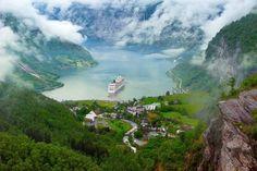 Above Norway