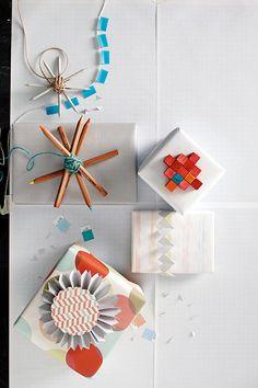 Poppytalk: Inspiration: Wrap It!