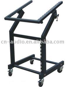 Portable Studio Equipment Mixer Case rack mount Stand RKS002 #amp, #case
