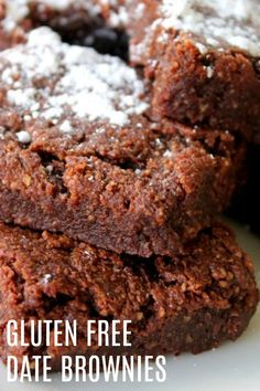 "Awesome ""gluten free desserts healthy"" info is offered on our internet site. Check it out and you wont be sorry you did. Date Recipes Gluten Free, Date Recipes Healthy, Gluten Free Deserts, Fig Recipes, Sugar Free Desserts, Gluten Free Cookies, Gluten Free Baking, Healthy Treats, Diabetic Desserts"