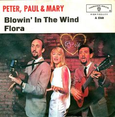 "Peter, Paul and Mary were great. Especially loved ""Leaving On A Jet Plane"" and ""Blowing In The Wind."""